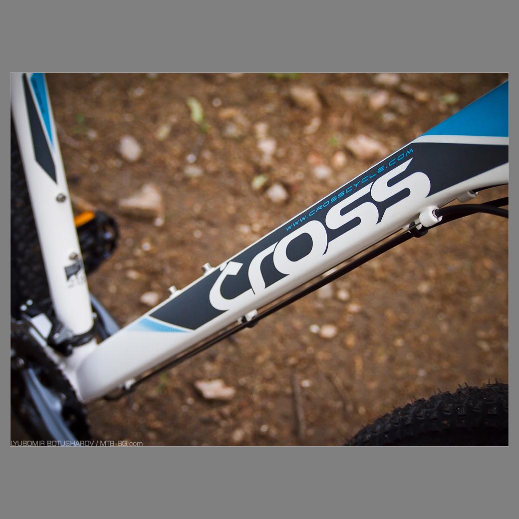Вие разглеждате снимки от статията: Cross Fusion 29