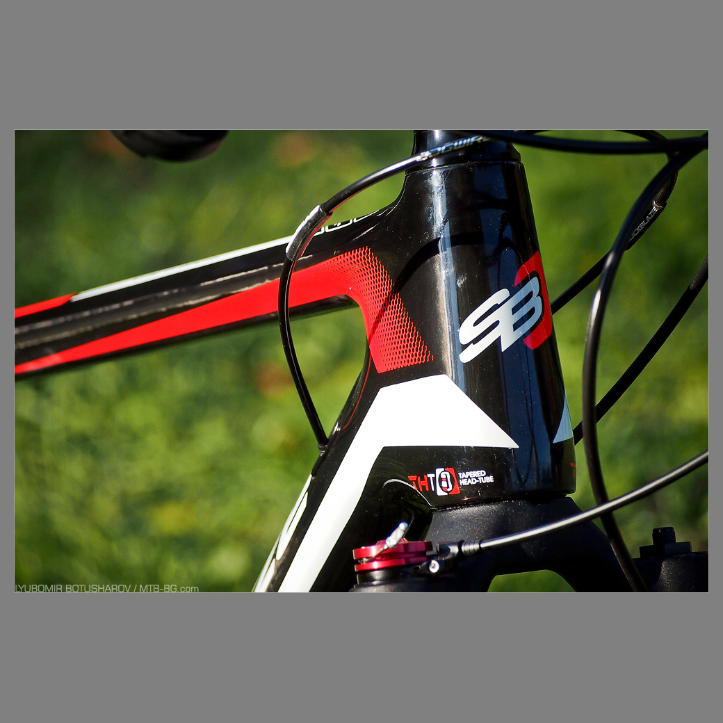 Вие разглеждате снимки от статията: Shockblaze KRS Pro 27.5
